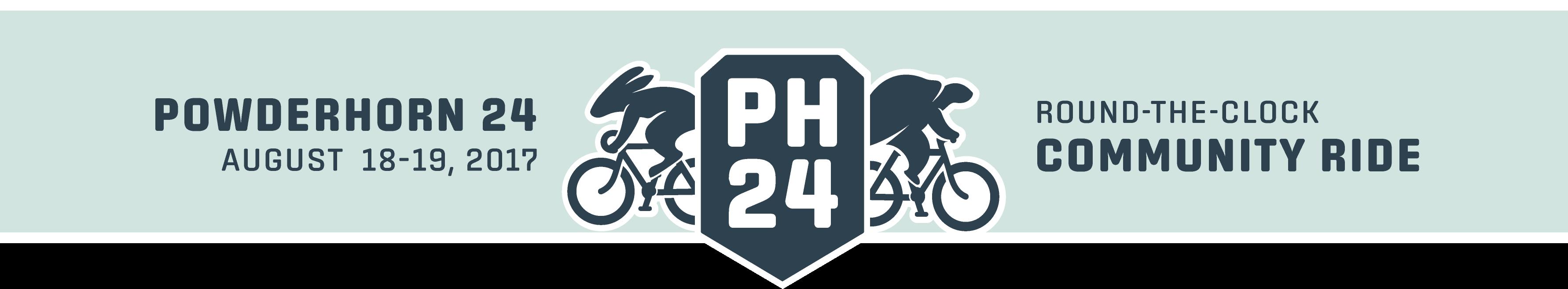 Powderhorn 24 2017 - August 18-19, 2017